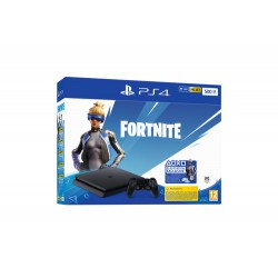 PS4 SONY CONSOLE F CHASSIS 500GB + FORTNITE VCH (2019)