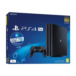 PS4 SONY CONSOLE PRO + PS...