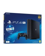 PS4 SONY CONSOLE PRO + PS LIVE CARD