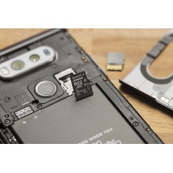 KINGSTON MEMORY CARD MICRO SD/TRANSFLASH 64GB