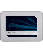 HARD DISK 2,5 SSD 500GB CRUCIAL SOLID STATE CT500MX500SSD1