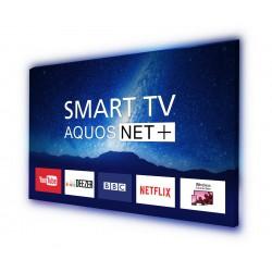 """SHARP SMART TV LED 65"""" 4K LC65BJ3E"""