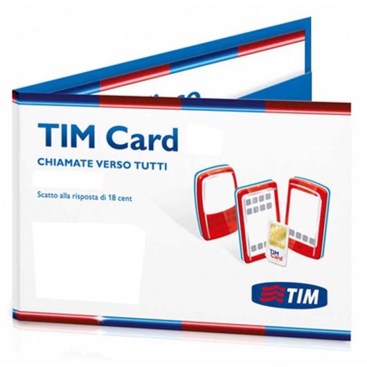 SIM TIM 5 EURO CON 1 DI...